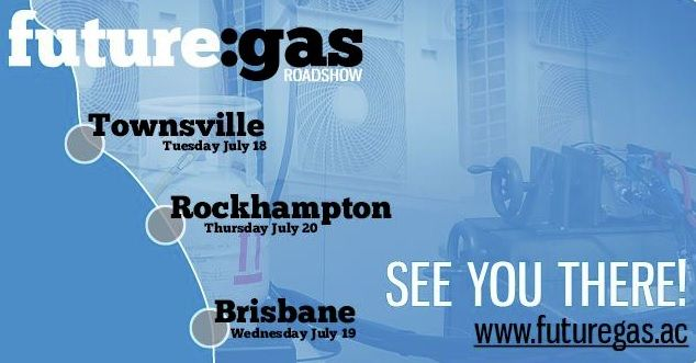 Future:Gas roadshow continues in QLD
