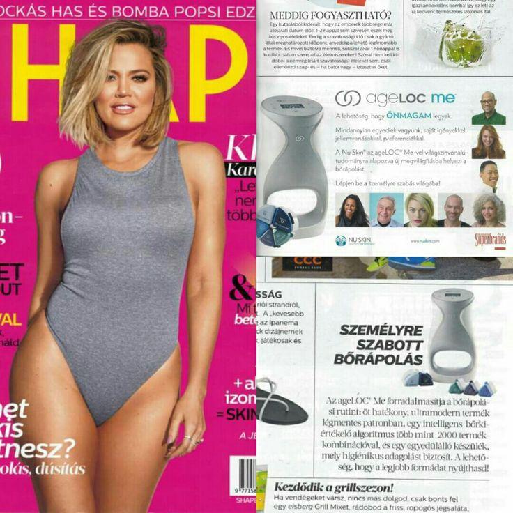 ageLOC Me két helyen is a Shape magazin 2016/03-as lapszámában. Keressétek az újságárusoknál! #ageLOCMe