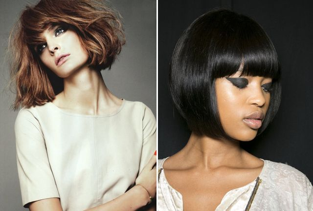 Inspiration for my next cut! I love pretty much all of these!