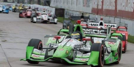 In Play! magazine News & Views, schedule and seating on the Detroit Belle Isle Grand Prix.