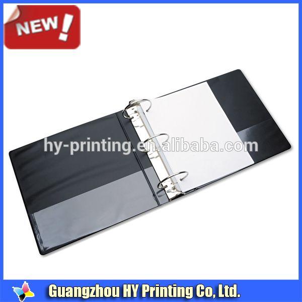 Custom Logo A5 2 inch 3 Ring Binder/Folders