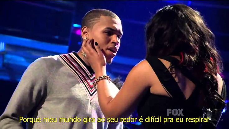 Jordin Sparks & Chris Brown - No Air (Live at American Idol) [Legendado]