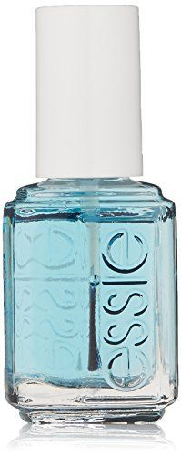 (Product review for essie all in one base coat + top coat + strengthener, 0.46 fl. oz.). all in one helps strengthen nails and leaves nails with a high gloss finish. • base coat and top coat in one • helps strengthen • leaves nails with a glossy finish • smoother and shiny glossy nail instantly  apply as a base, let dry. follow with 2 coats of essie nail color. then, apply one coat a...