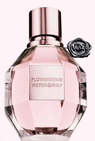 VIKTOR & ROLF Flowerbomb - 1.7 oz Eau de Parfum Spray - $128; one of my favorite perfumes!