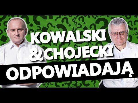 Kowalski & Chojecki ODPOWIADAJĄ + Serwis Informacyjny IPP TV 13.07.2017