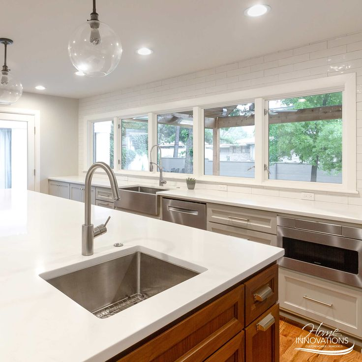 Kitchen Remodel by Home Innovations   Midtown Tulsa ...