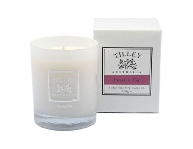 Persian Fig Soy Candle