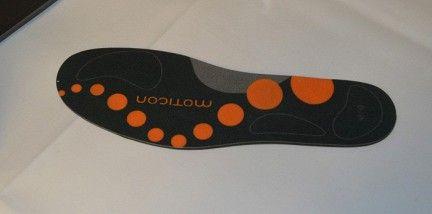 «Умные» стельки Moticon OpenGo заменят фитнес-трекер