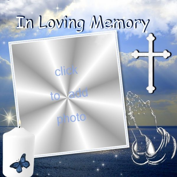 35 best imikimi in memory of images on pinterest hands template and templates for In loving memory templates