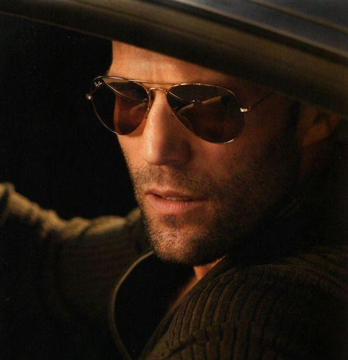 Oh my! Jason Statham-