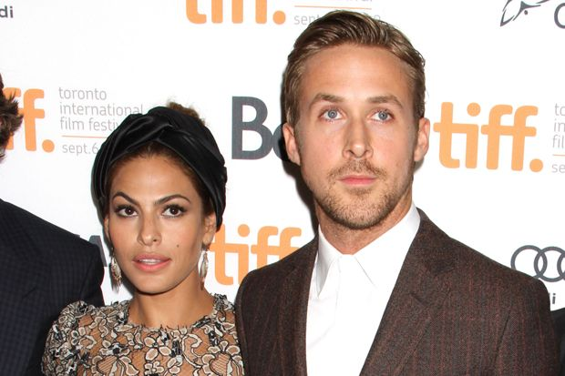 Eva Mendes Explains Daughter Esmeralda's Name, Gushes About Family Life With Ryan Gosling