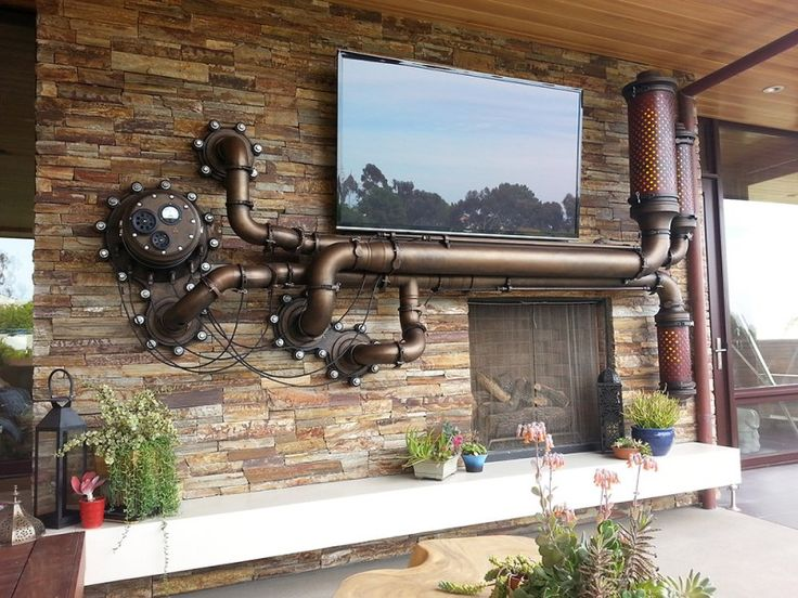 GSNTV  Steampunkd  JW  Cool stuff  Steampunk house
