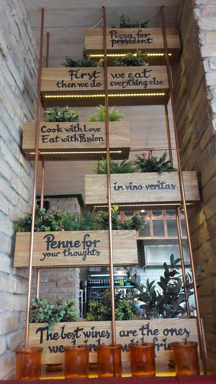 Perfetto Italian Grill Restaurant in Budapest