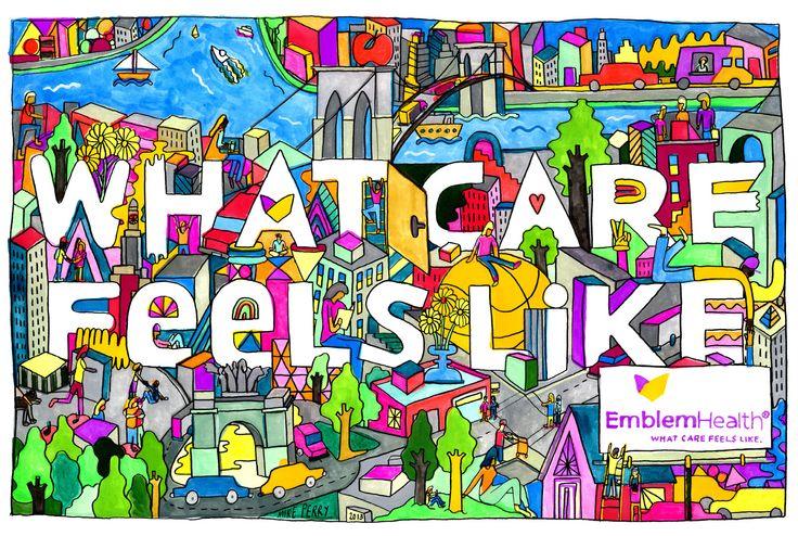 What Care Feels Like - Emblem Health Care Brooklyn, NY | Mike Perry Studio