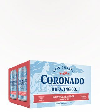 Coronado - $13.99 Brewed with a classic combo of West Coast hops, this beer gets the tropical treatment with a hefty dose of fresh guava puree.