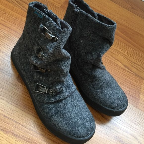 Blowfish shoes size 7! Worn once or twice!  Excellent condition! Blowfish Shoes Ankle Boots & Booties
