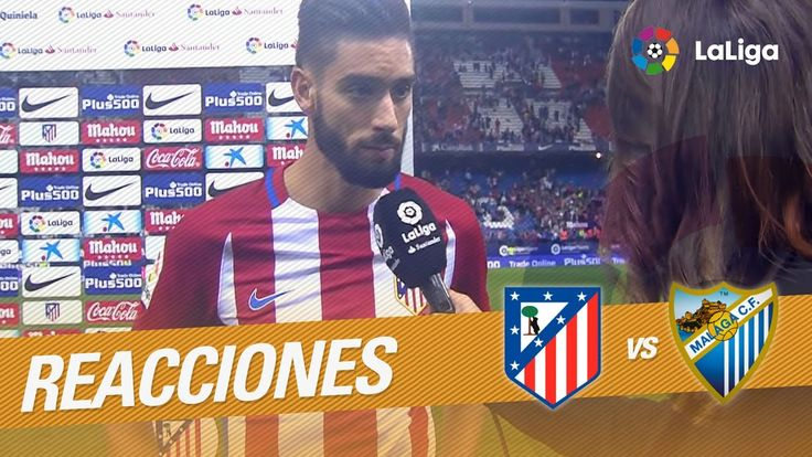 "Interview to Carrasco: ""Estoy contento porque era un partido difícil"""
