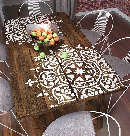 Diseños Dishfunctional: Mandala mágica: Mandalas en el bricolaje, Arte, Decoración del hogar, y más #handmadehomedecor