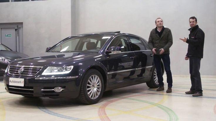VW Phaeton 3.0 TDI 4Motion Individual - Autobaselli.it