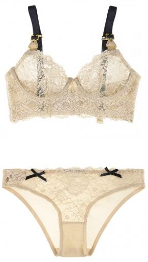 Stella McCartney #lace #lingerie