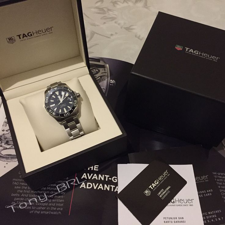 Tag heuer 2015 collection