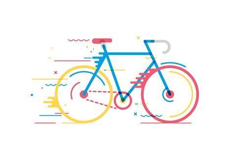 jvnk: Daniel Gonzalez による自転車イラスト 20181   イラスト 無料