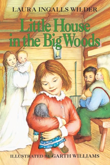 """First of the """"Little House"""" books by Laura Ingalls Wilder. I read them all starting with this one."""