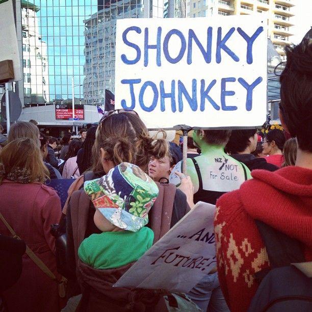 SHONKY JOHNKEY? #ANFS