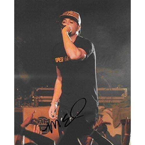 Mike Stud, Hip-hop Artist, Signed, Autographed, 8X10 Photo, a COA With The Proof Photo of Mike Signing Will Be Included. star