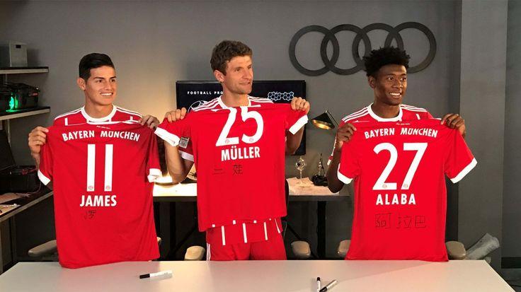 Home - FC Bayern Munich