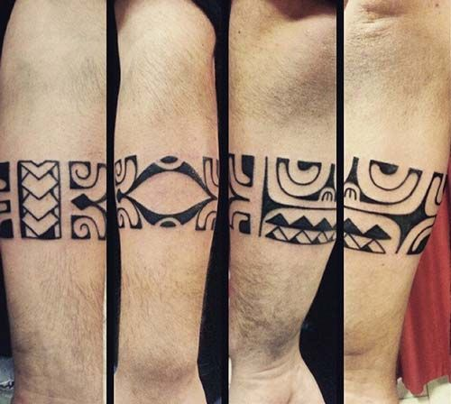 69 best kol band d vmeleri armband tattoos images on for Aztec armband tattoos