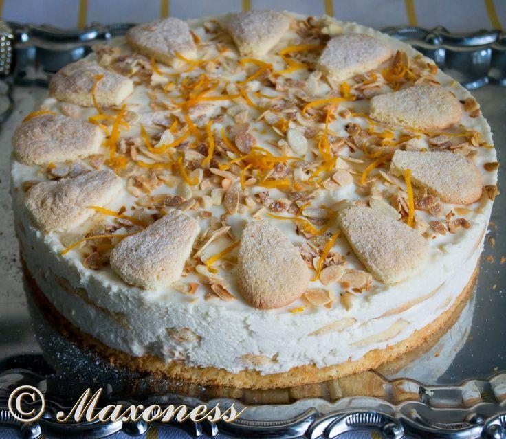 Торт «Малакофф». Австрийская кухня.
