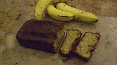 1tazas de harina  1 taza de banano, machacado  aproximadamente3 bananos mediano.  1 taza de azucar morena  1 cdta. de polvo de hornear  1 ...