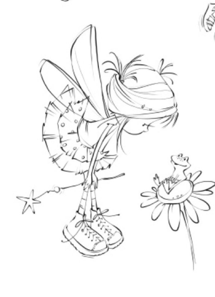 Fairy frog flower.jpg   Marina Fedotova   Representing leading artists who produce children's and decorative work to commission or license.   Advocate-Art