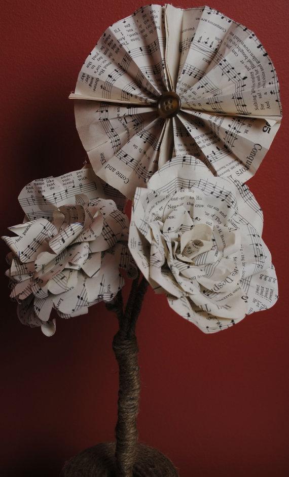 Paper Flower Crafts Diy