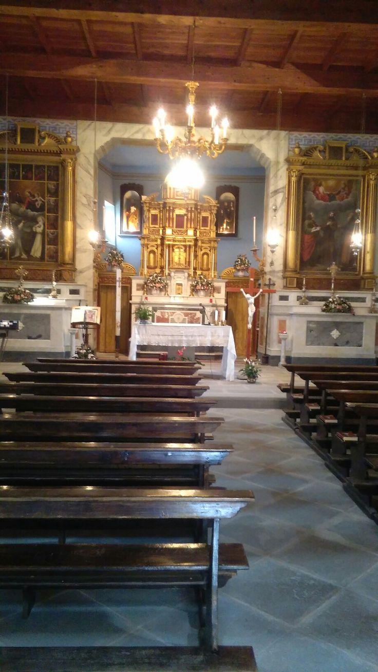 Chiesa di Roccapelago.