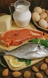 """La dieta hiperproteicadieta, proteica o dieta de proteínas es una dieta usada por nutricionistas para incrementar la masa muscular y reducir la grasa"""""""