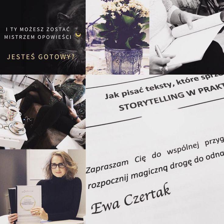 STORYTELLING: Dobre teksty sprzedażowe powstają, kiedy dokładnie wiemy co sprzedajemy i komu  http://www.akademiamarkizklasa.pl/warsztaty/jak-przykuc-uwage-klienta-czyli-storytelling-w-praktyce/734/