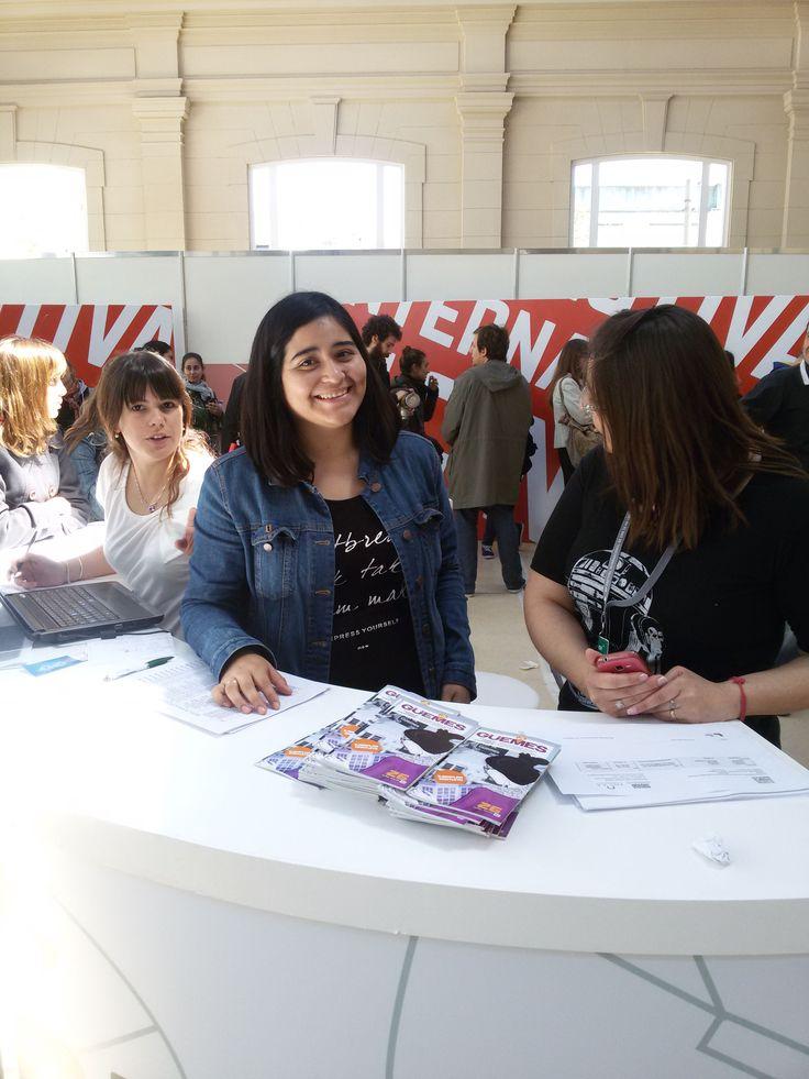 Mesa de Informes, Festival de Cine 2015 Mar del Plata