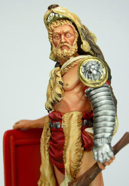 Фигурки: Римский император Коммод, фото #3