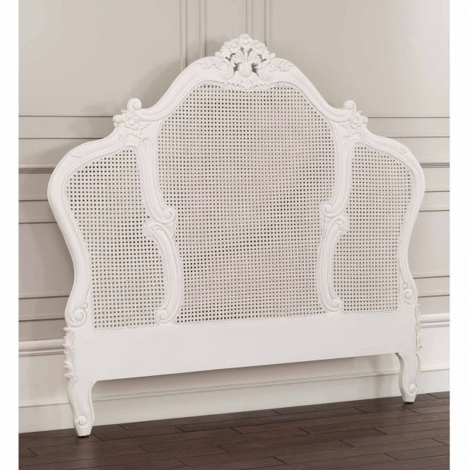 Louis Xv Rattan Antique French Style
