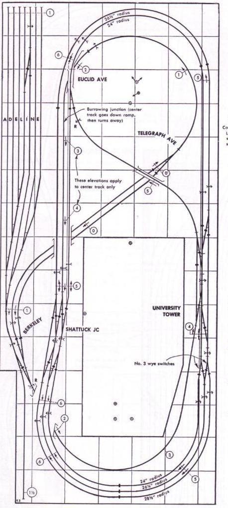 m u00e1s de 25 ideas incre u00edbles sobre planos de trenes a escala