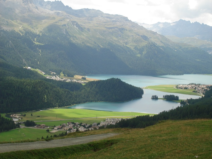 Sils Maria, Engadin, Switzerland