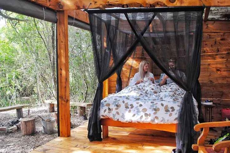 Forest Lodge: Platbos Forest