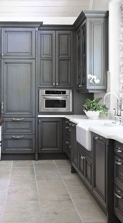 Best Dove Gray Home Decor ♅ Grey Kitchen ♅ Dove Gray Home 400 x 300