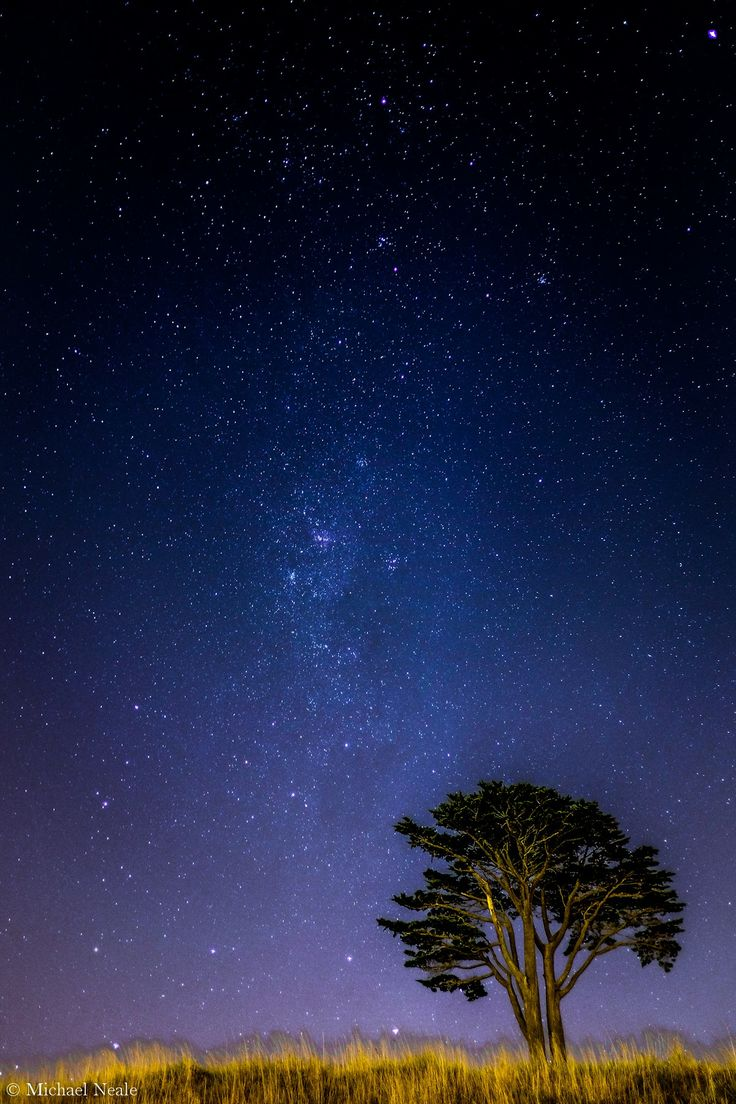 Nigh sky above Mt Wellington #NZ taken with an X-E2 by Michael Neale Photography