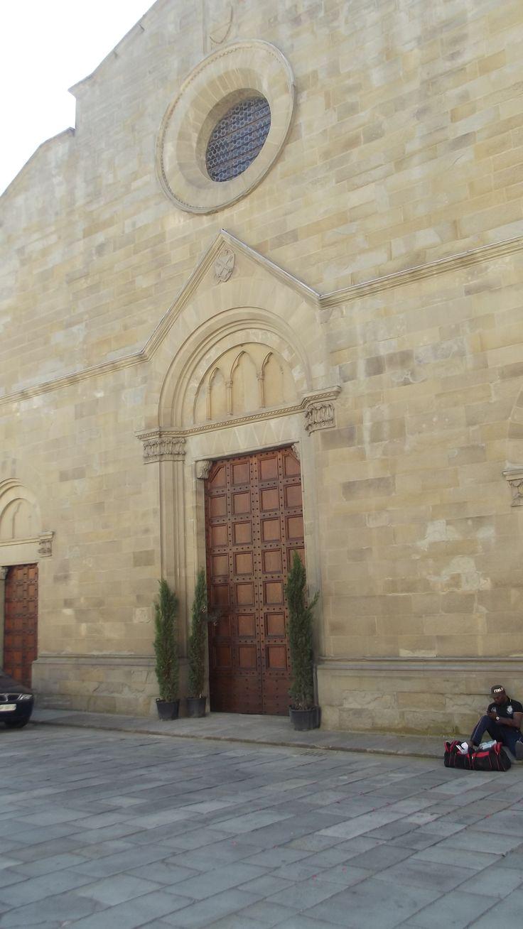Sant'Alessandro, Fiesole
