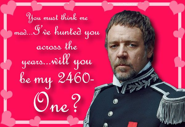 les miserables valentines. i could look up these all day
