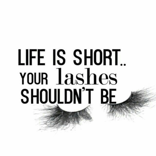 I am having a lash party with you in mind.  www.elainesmakeup.com.  Come lash it up.                                                                                                                                                                                 More
