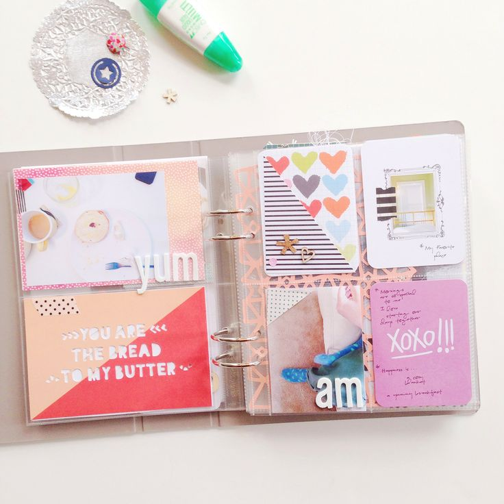 Project Life — Analog Paper